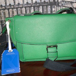 Handbags - Green Crossbody Bag